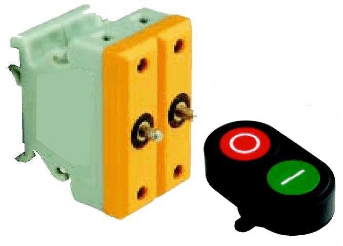 BA8050-40096 Double pushbutton ATEX Exe
