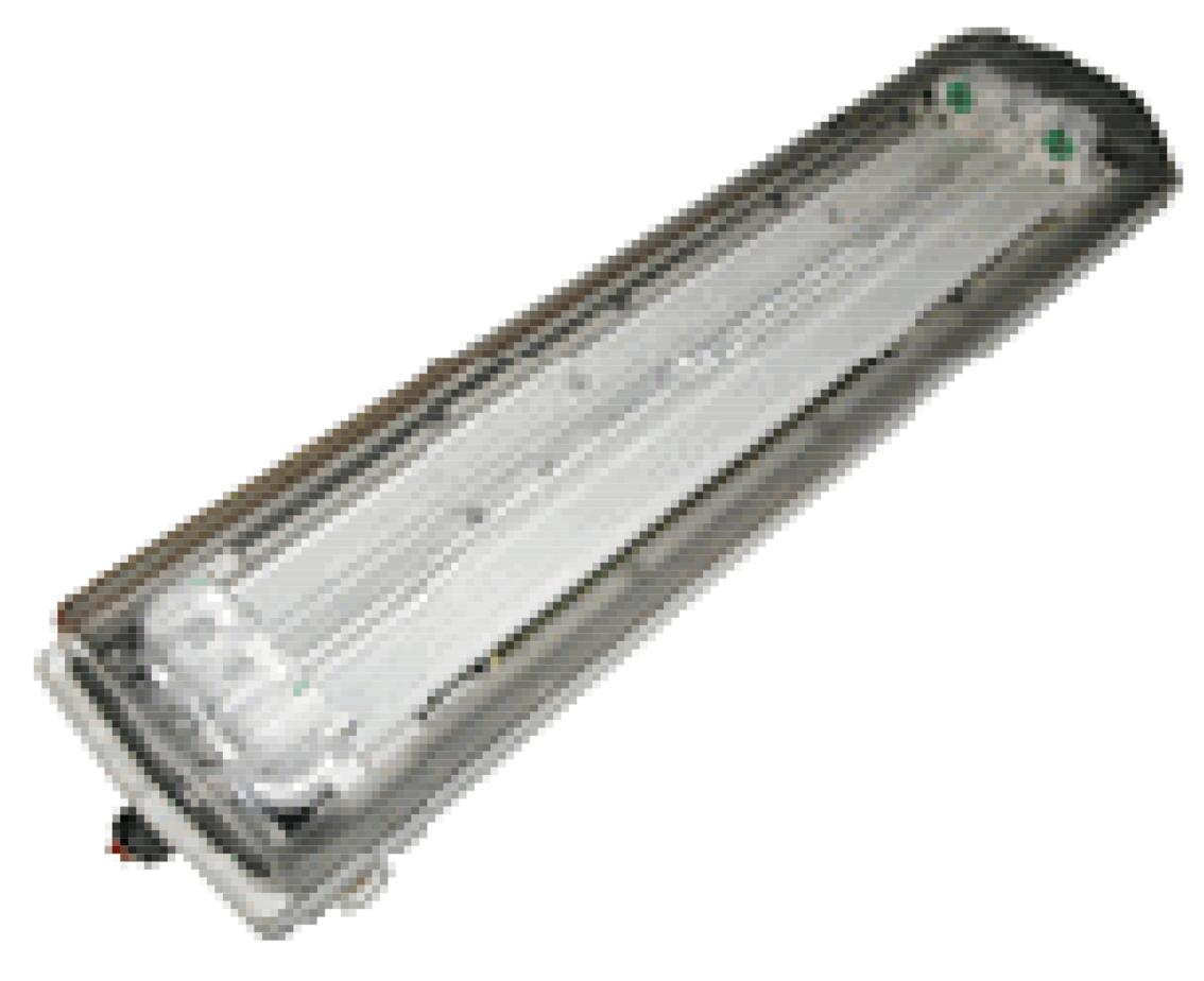 BAY51-Q. Luminaire fluorescent