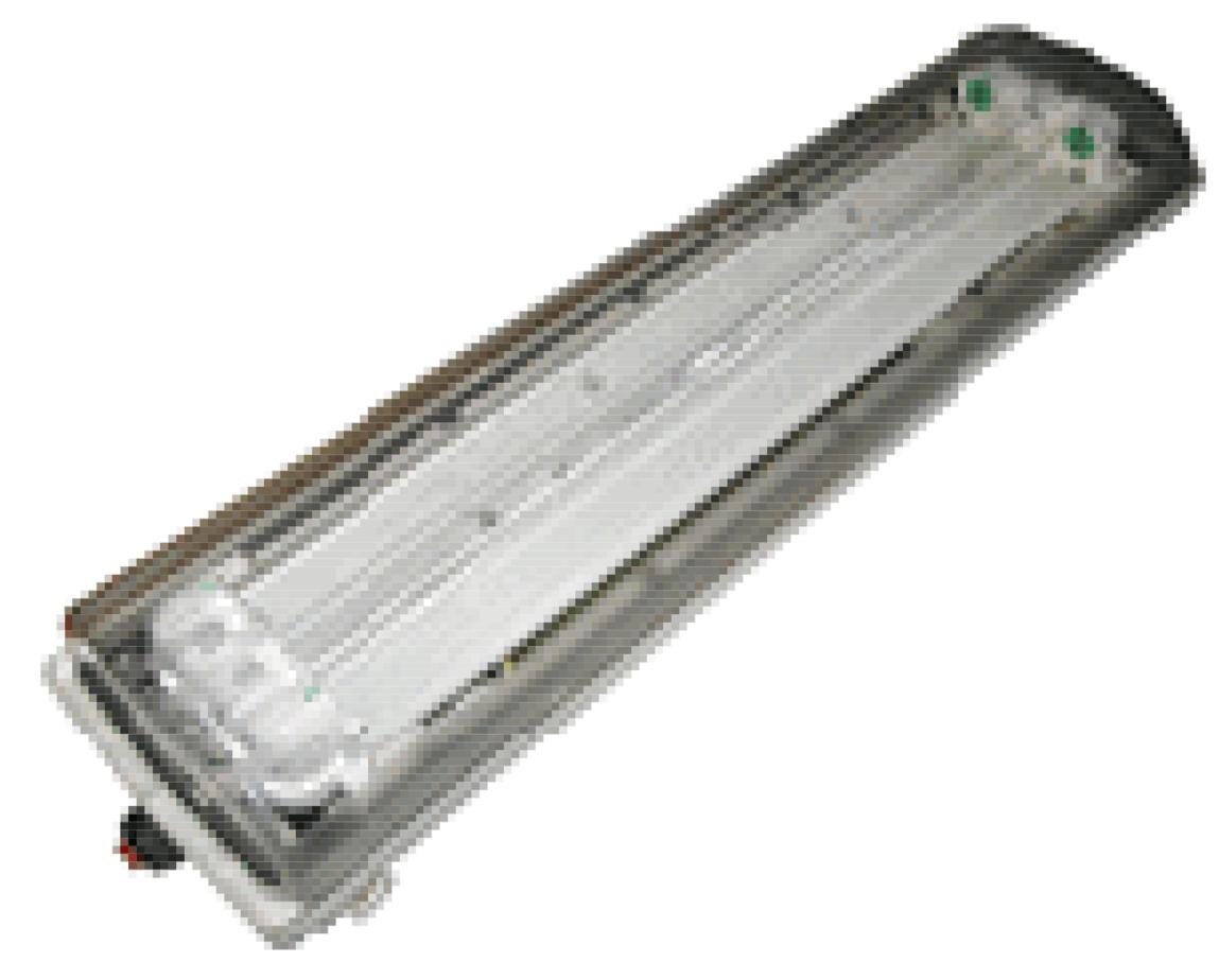 BAY51-Q18 x 2XJ.Emergency lighting ATEX