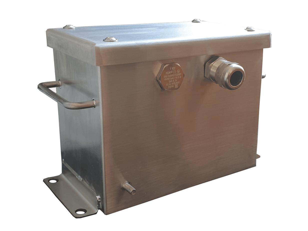 BB_FG12V18A Battery box 12V 18Ah