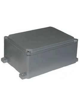 CSP/AH Aluminium enclosure for dust
