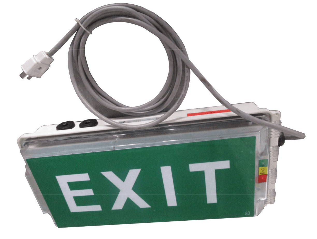 CZ0264/20-LED30W-NM-80-KF-B EXIT ATEX