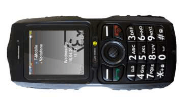 Challenger 2.0 / 2.1 ATEX téléphone zone 2