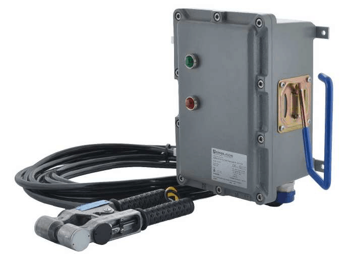 DMT14 Electronic earthing system