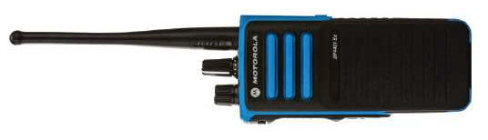 DP4401 Ex Radios portable VHF ATEX