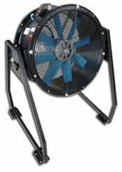 DUCT SO – Portable and adjustable axial fan