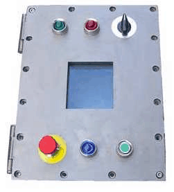 EJB/X. Stainless steel enclosure