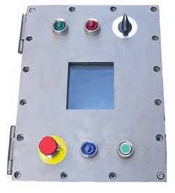 EJB/X. Coffret acier inoxydable