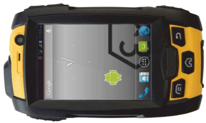 EXECUTIVE 2.0 Smartphone Zone 2 Android