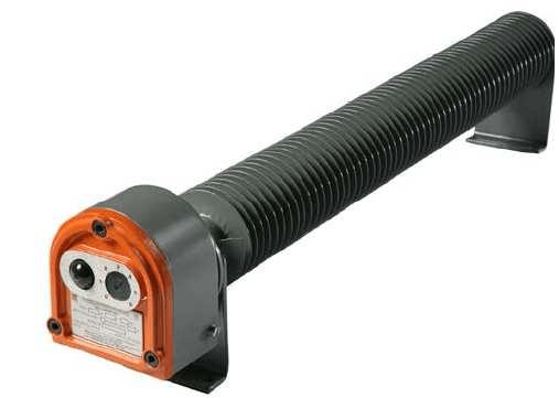 FWD-T Convecteur ATEX Ex d avec thermostat intégré
