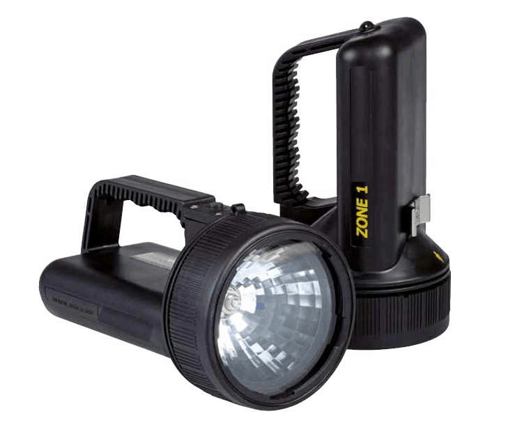 IL-80 ATEX LED Rechargeable hand lamp