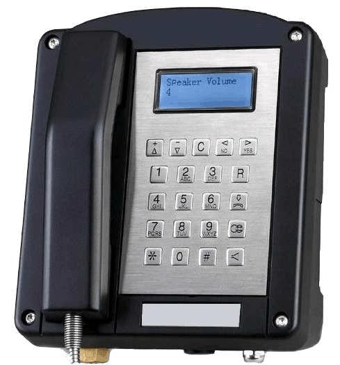 KNEX – Téléphone antidéflagrant