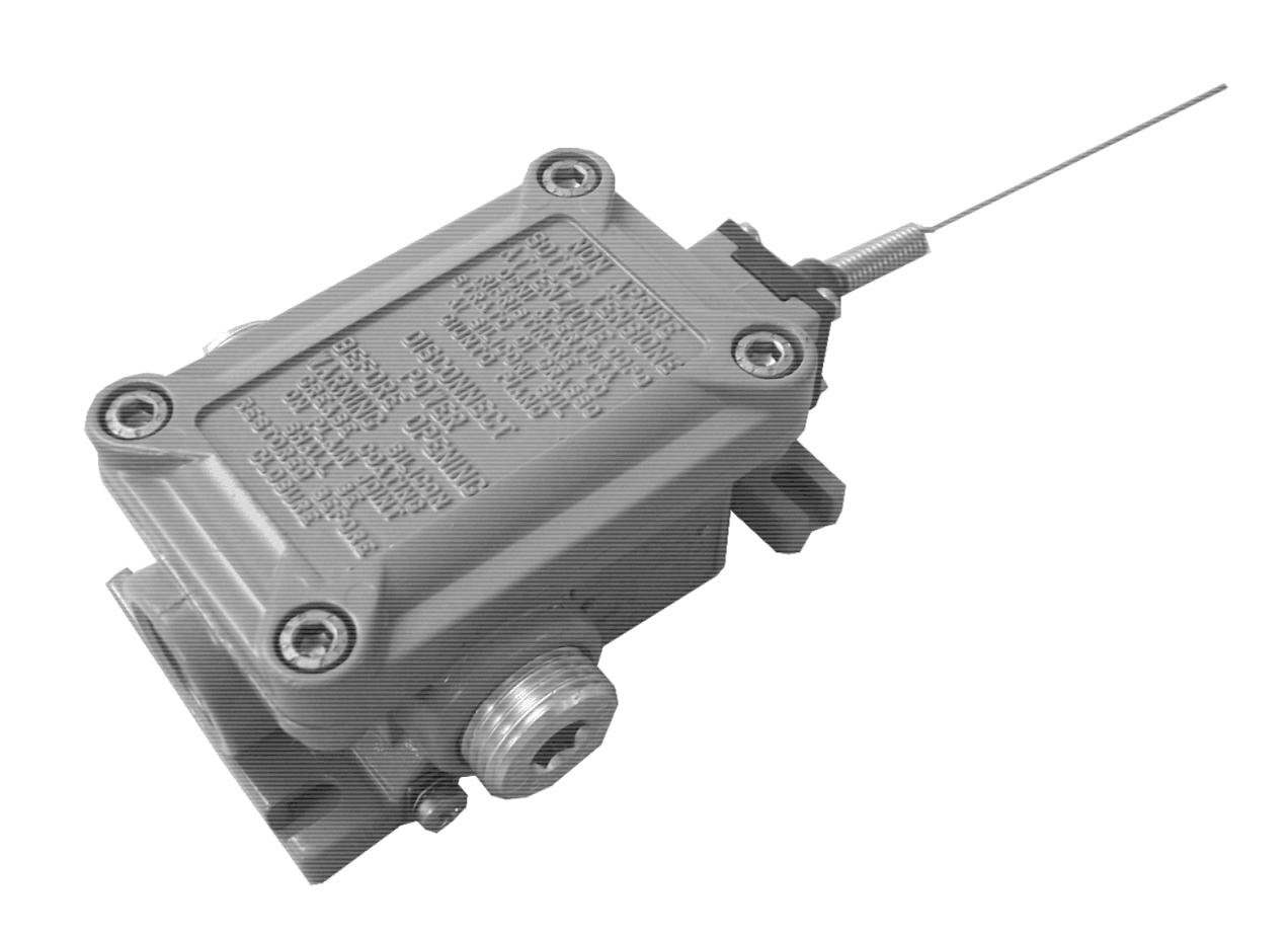 LS5121 Interrupteur de positions Atex