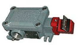 LS693 Key safety switch with revolving head