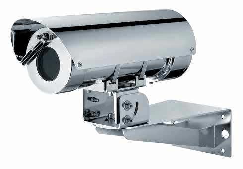 MAXIMUS MHX Caisson caméra antidéflagrant