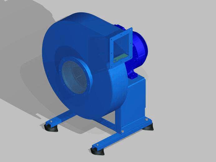 MH Ventilateur centrifuge