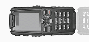 ATEX Mobile Phone XP3.10 Zone 2