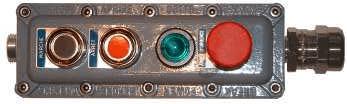 PB4 Boîte à boutons série PB