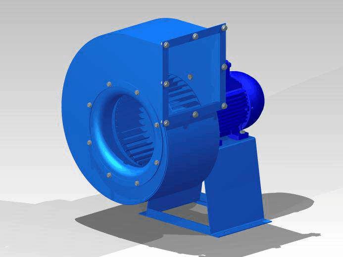 PRC Ventilateur centrifuge