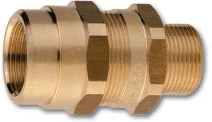 RNC Cable gland for conduit coupling
