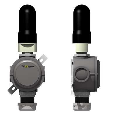 RTFI206CTM401 – Antenne ATEX 450-470MHz