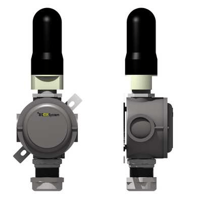 SFC16CTM401 – ATEX Antenna 450-470MHz