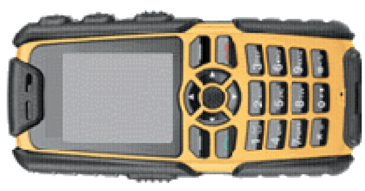 Mobile Phone XP3.10 Zone 1-21 Zone 2-22