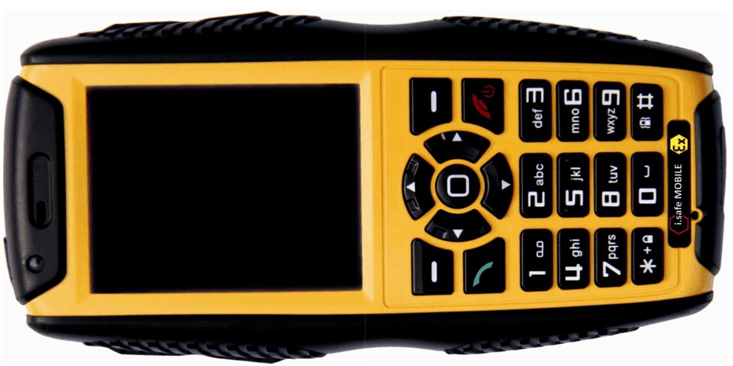 Téléphone mobile 'Double SIM' ATEX Zone 2