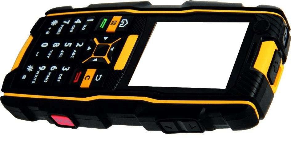 Téléphone mobile 'Protection travailleur isolé' Zone 1/21