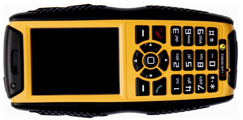 Téléphone mobile Talkie Walkie ATEX Zone 2