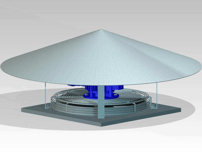 THTL Axial turret ATEX
