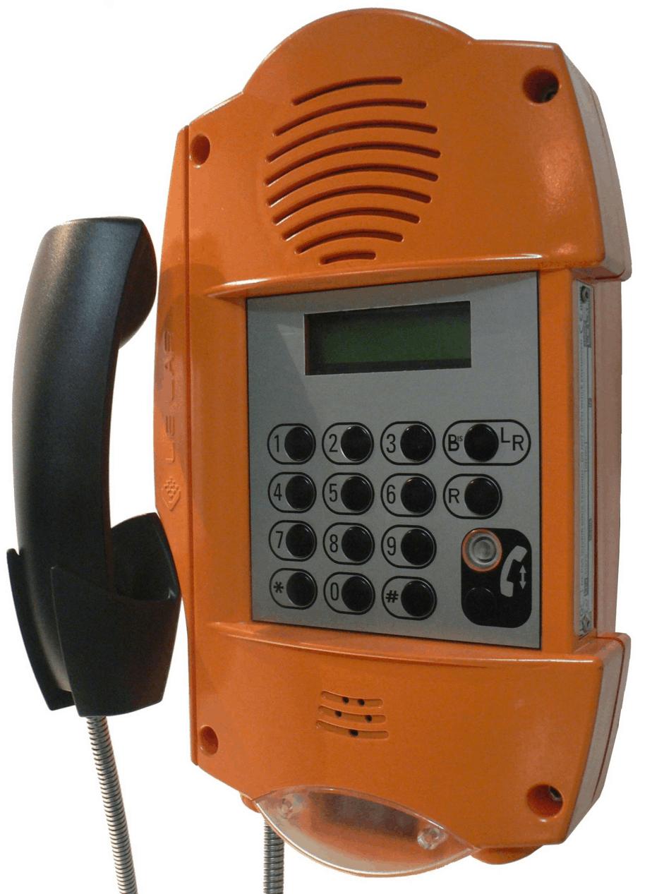 TLA229 Téléphone ATEX