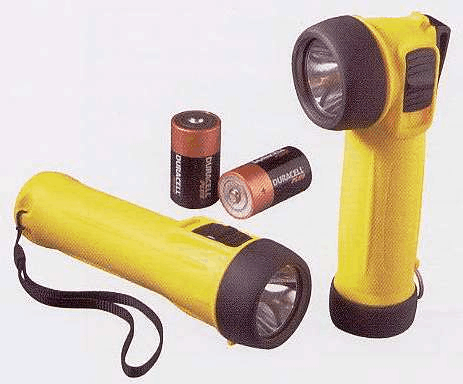 2 DCA Portable Torch