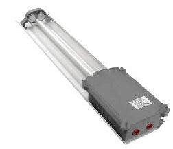 VL125. Eclairage fluorescent TRIDENT