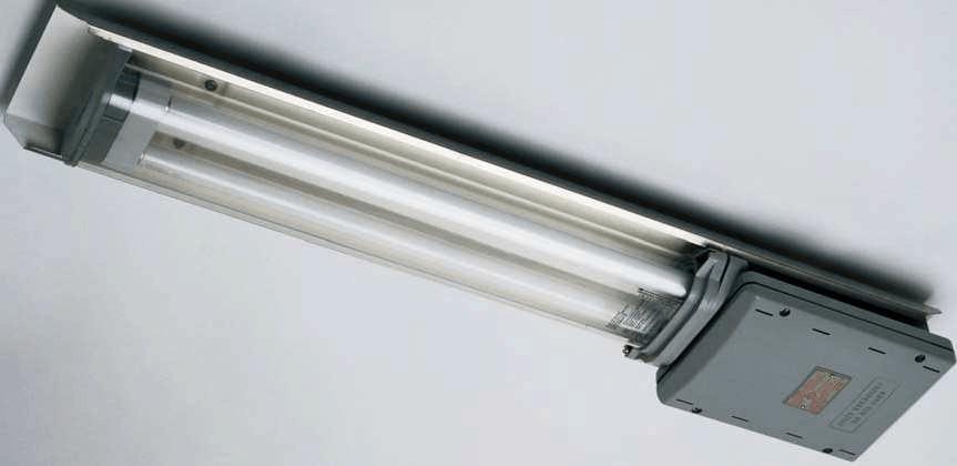 VL19E Fluorescent luminaire Ex e