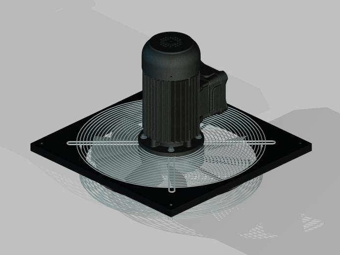 EVXP Axial Fan ATEX