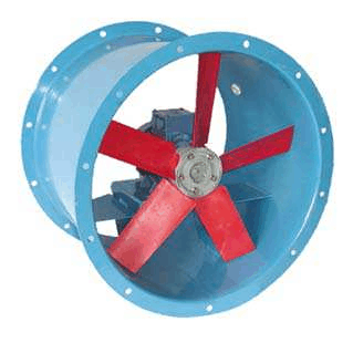 HDO/HD1S Axial Fan