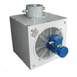 ATEX Electrical heater unit