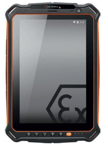 IS930.1 Tablette Android